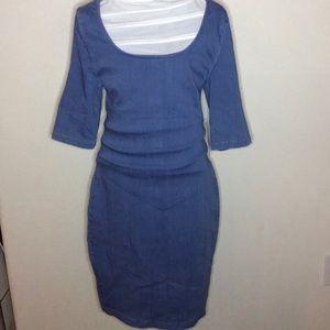 NWT Women's jean dress